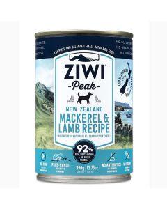 ZiwiPeak dåse hundemad med lam og makrel