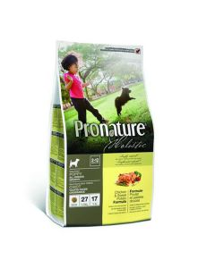 Pronature Holistic Hvalpefoder, 2,72 kg.