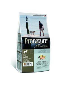 Pronature Holistic Atlantic Salmon hundefoder, 2,72 kg