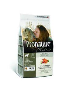 Pronature Holistic Turkey & Cranberries hundefoder, 2,72 kg.