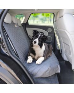 Bagsæde beskytter til hunde