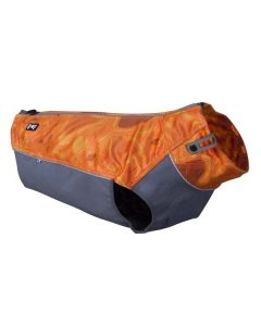 Hurtta Worker hundevest, orange camo