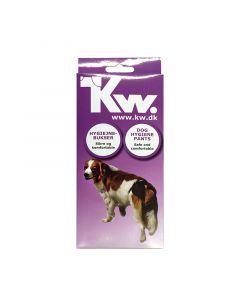 Løbetidsbukser til hunde