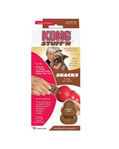 KONG Stuff'N snacks, Lever smag - Small