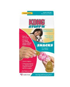 KONG Stuff'N snacks til hvalpe, Large