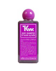 KW Sort Hundeshampoo