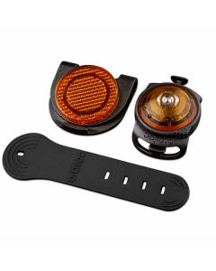 Orbiloc Amber Safety Pack