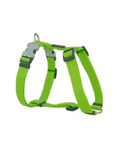 Red Dingo Hundesele-Lime-30-44 cm