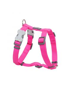 Red Dingo Hundesele-Pink-30-44 cm